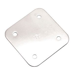 Heavy Duty Square Back Plate