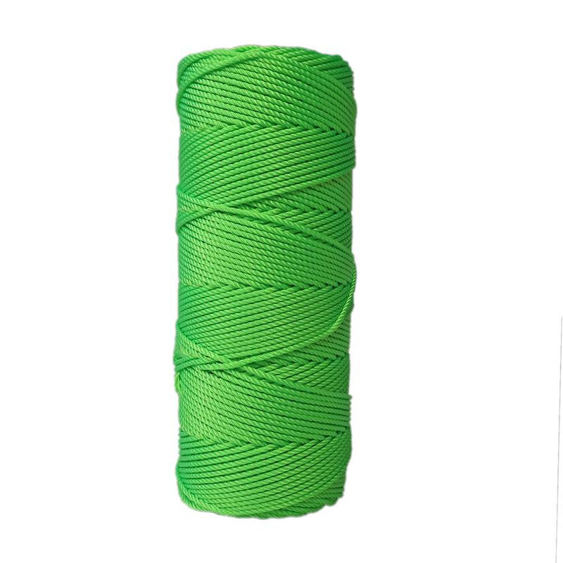 Seine Twine Lime Green
