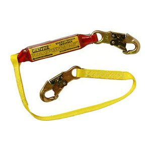 Energy Absorbing Single Leg Lanyard
