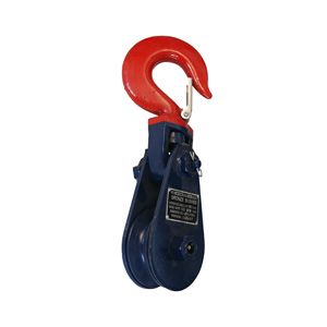 Snatch Block With Hook
