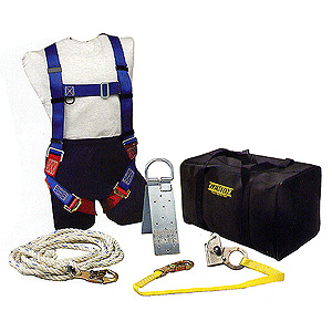 Roofer's Fall Protection Kits
