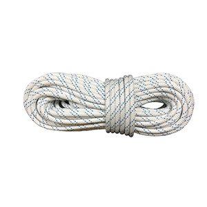 Static kernmantle rope
