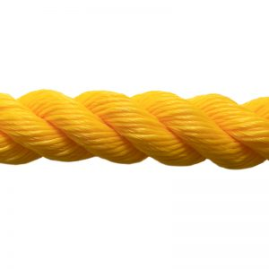 Polypropylene 3-Strand Rope