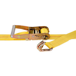 Ratchet Strap w/ Wire Hooks