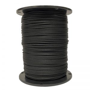 Solid Braid Black
