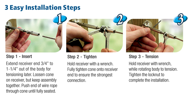 tensioner installation steps 600