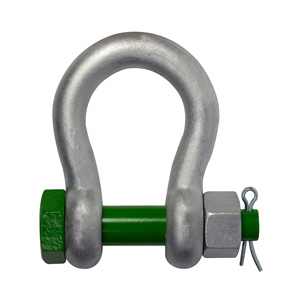 Van Beest Bolt Anchor Shackle