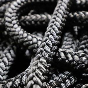 Black 12-strand Rope