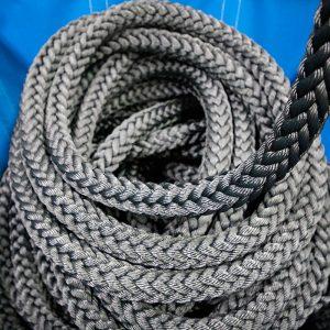 Black 8-strand Rope