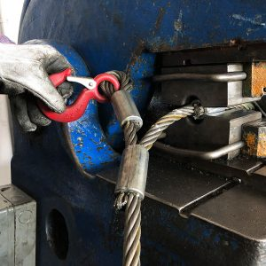 Custom Wire Rope Swage