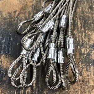 Stainless Steel Slings