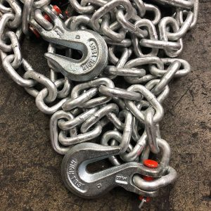 Transport Chain w/ Hooks