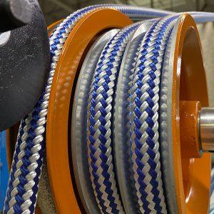 Double Braid Machine