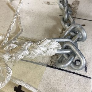 8-strand Anchor Rode