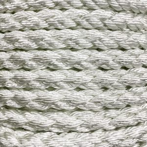 White 8-strand Rope