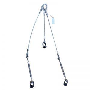 Bridle w/ Hoist Rings
