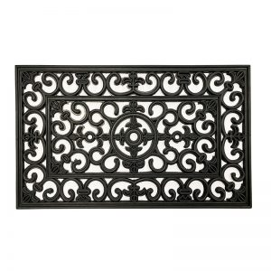 Filigree Rubber Mat