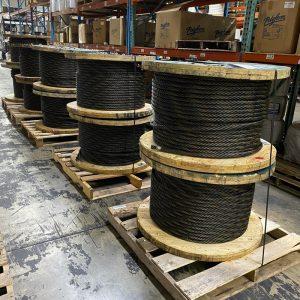 Wire Rope Reels