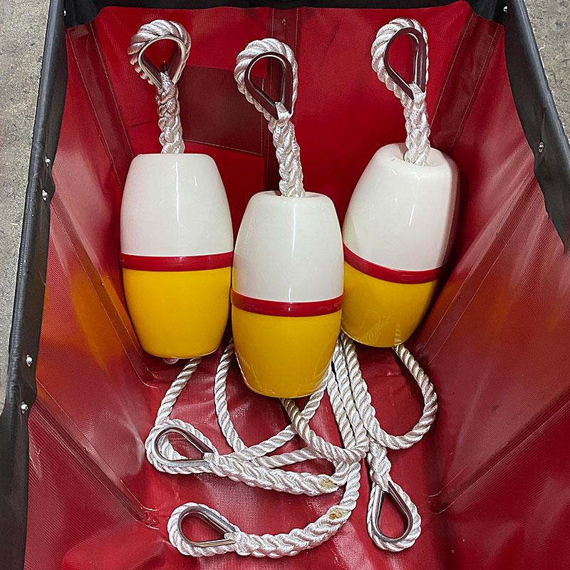 Custom Buoy Assembly